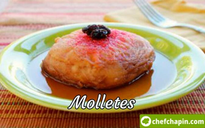 Molletes guatemaltecos, Torrejas guatemaltecasreceta de mollete guatemalteco, Receta de molletes guatemaltecos