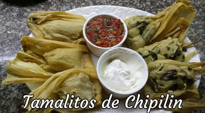 Receta tamalitos de chipilin guatemaltecos, como hacer tamalitos de chipilin